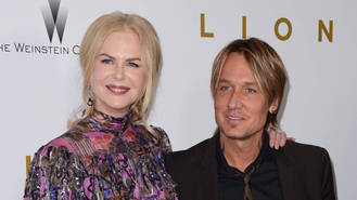 Keith Urban has a tattoo of Nicole Kidman's Hawaiian name
