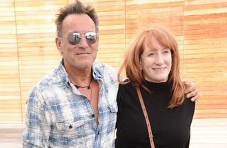 Bruce Springsteen supported through depression by wife