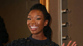 Brandy & Ray J fell out in the kitchen on cooking show