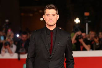 Michael Buble 'steps down as Brit Awards host to care for son with cancer'
