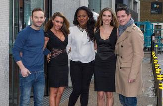 Liberty X to reform as girl group