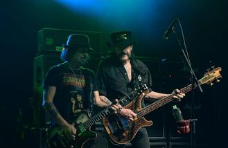 Phil Campbell haunted by Lemmy Kilmister