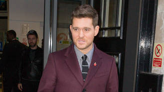 Michael Buble's son 'will spend Christmas at home'
