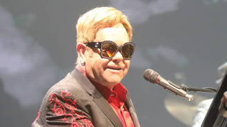Elton John launches music video contest