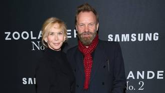 Sting and Trudie Styler to be New Year grandparents