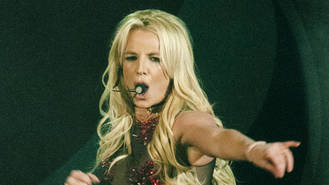 Britney Spears fell for new man over sushi