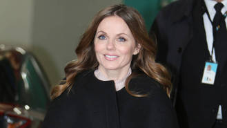 Geri Horner gives birth to son