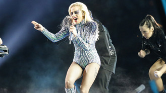 Lady Gaga 'really proud' of Super Bowl performance