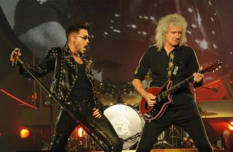 Queen + Adam Lambert announce North American tour