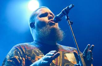 Rag'n' Bone Man doesn't have 'perfect voice'