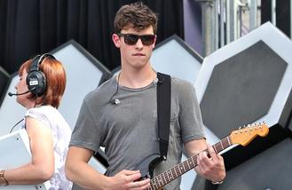 Shawn Mendes: 'Camila Cabello will take over the world'