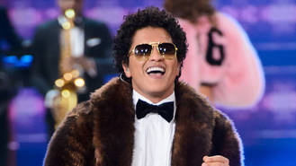Bruno Mars receives biggest BRIT Awards sales boost