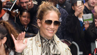 Jennifer Lopez's mother steals limelight at Las Vegas shows with offstage dancing