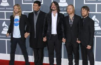 Foo Fighters will record 'when time is right'
