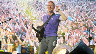 Chris Martin celebrates 40th birthday with star-studded Willy Wonka-themed party