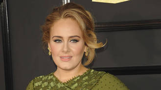 Adele gushes about 'best year yet' as she takes home BRIT Award