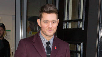 Michael Buble's son Noah 'doing very well' after cancer treatment