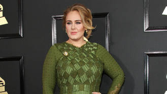Adele has a secret Twitter account