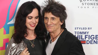 Ronnie Wood opens up about secret lung cancer fight