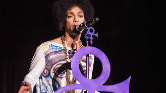 Prince honoured with his own Pantone colour