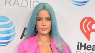 Halsey claps back at fan who questions her feminism after Playboy shoot