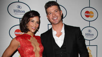 Robin Thicke and Paula Patton end custody battle