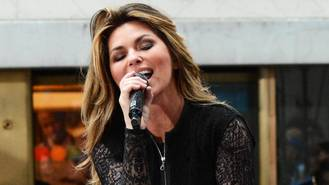 Shania Twain: 'I really thought I'd never sing again'