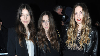 Este Haim: 'I copy how Steve Nicks writes songs'