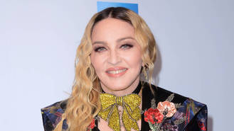 Madonna shares rare family portrait as she continues birthday celebrations