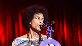 Prince's sister promises to share his unreleased music