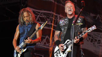 Metallica members careful not to cross a 'burnout line'