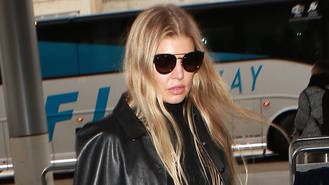 Fergie stays centred during marriage split with regular meditations