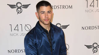 Nick Jonas has found contentment in single life