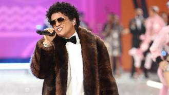 Bruno Mars leads American Music Awards nominees