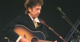Bob Dylan drops new song about JFK assassination, his first original release in 8 years