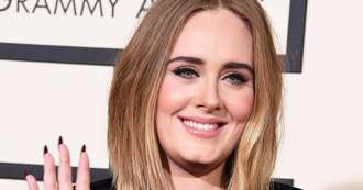 Adele's make-up artist sparks frenzy with photo of singer warning fans to 'get ready'