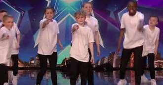 Britain's Got Talent fans in floods of tears over touching mental health dance act