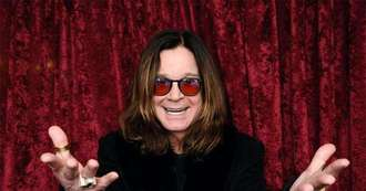Ozzy Osbourne starts work on 13th solo album