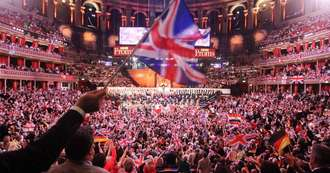 BBC Proms' live concerts begin amid row over singing of traditional songs