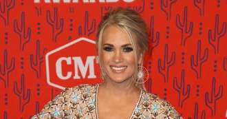 Carrie Underwood duets with five-year-old son for Christmas album
