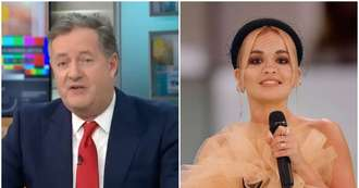 Rita Ora: Piers Morgan criticises singer for second 'grovelling' apology after breaking lockdown