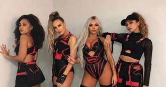 Jade Thirlwall reveals Little Mix hated their band name and insists 'we thought our career was over'