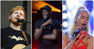 Spotify Wrapped: Ed Sheeran and Stormzy are most streamed British artists of 2020