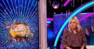 Strictly: Musical group claim they were dropped from It Takes Two after asking to be paid