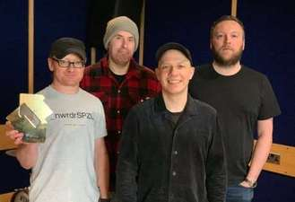 Mogwai 'overwhelmed' after achieving first No 1 album
