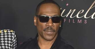 Eddie Murphy: 'Fans will never hear the songs I've been recording since the early 1990s'