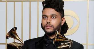 The Weeknd is officially boycotting the Grammys