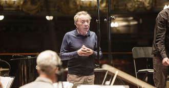 Andrew Lloyd Webber brings theatre back to life for new album
