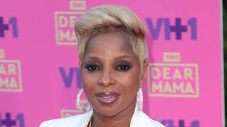 Mary J. Blige won't trust anyone else with her career