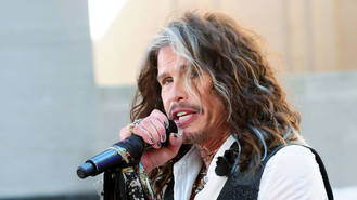 Steven Tyler becomes a grandfather again